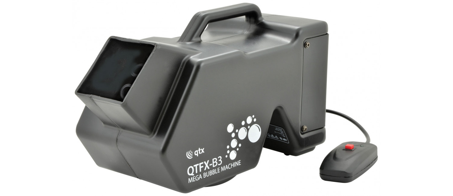 Qtx B3 Mega Bubble Machine 160 560