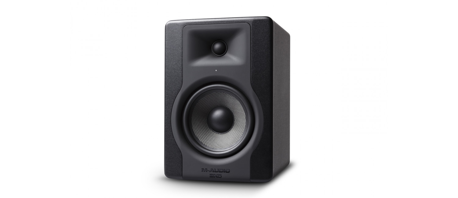 m audio bx5 d3 active 5 inch studio monitor single. Black Bedroom Furniture Sets. Home Design Ideas