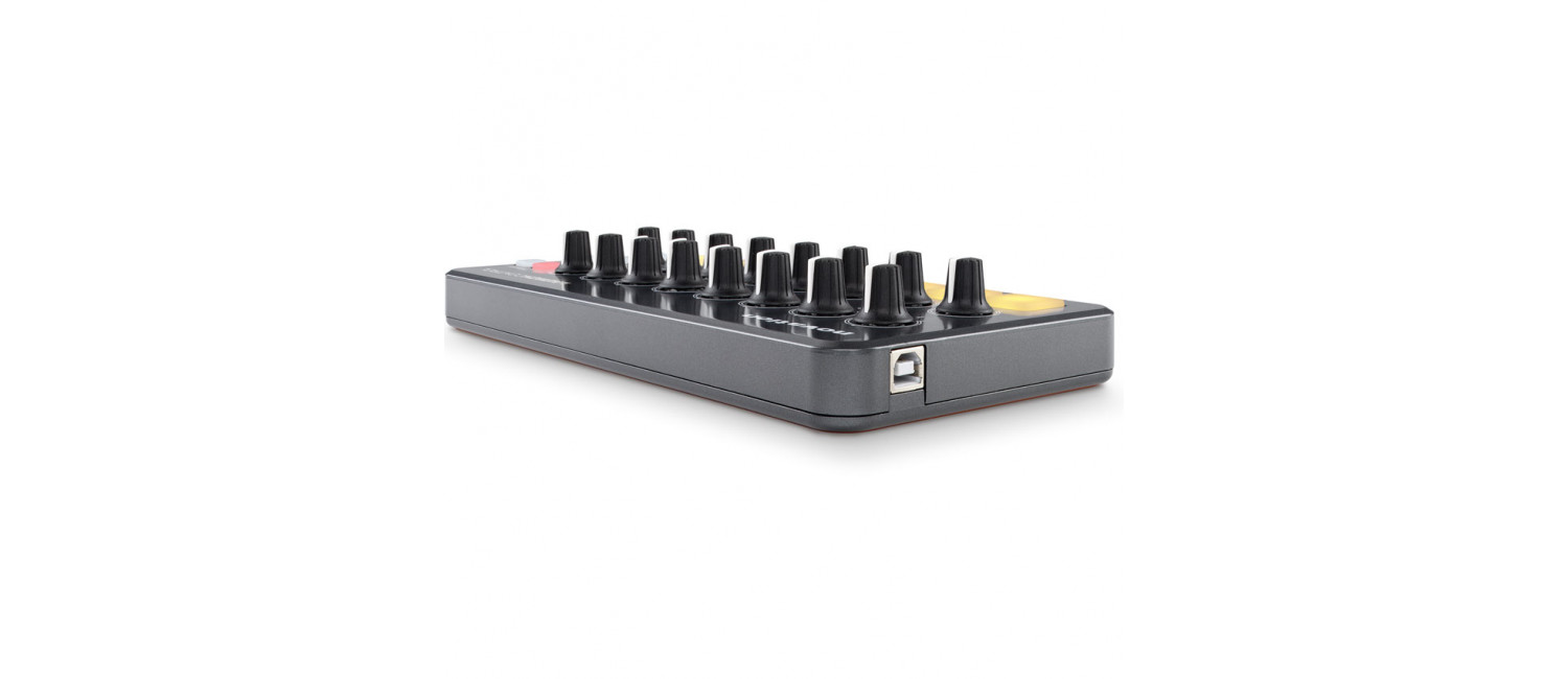 novation launch control launch control midi controller. Black Bedroom Furniture Sets. Home Design Ideas