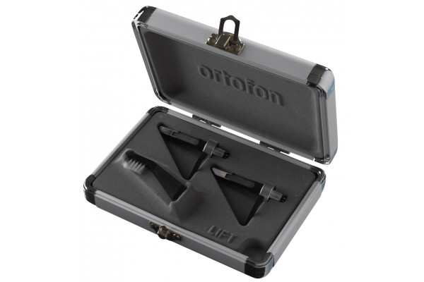 Ortofon Concorde PROS Twin Pack with Case