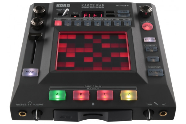 korg kp3 plus kaoss pad 3 plus kp3 dynamic processor controller. Black Bedroom Furniture Sets. Home Design Ideas