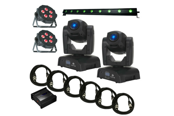 PRO MOBILE LIGHTING PACKAGE 5