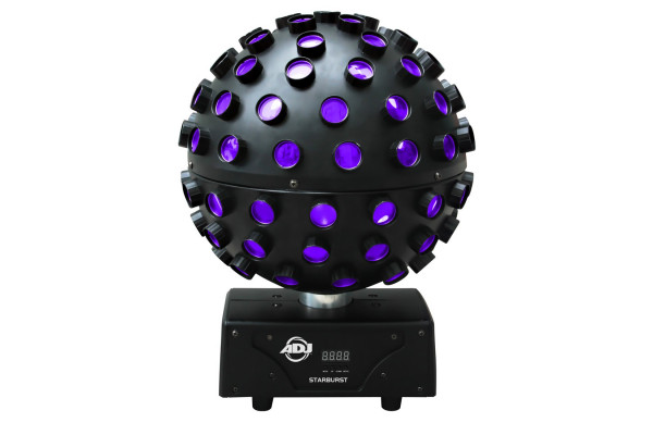 American DJ STARBURST Six  Colour Sphere LED Effect (RGBAW+UV)