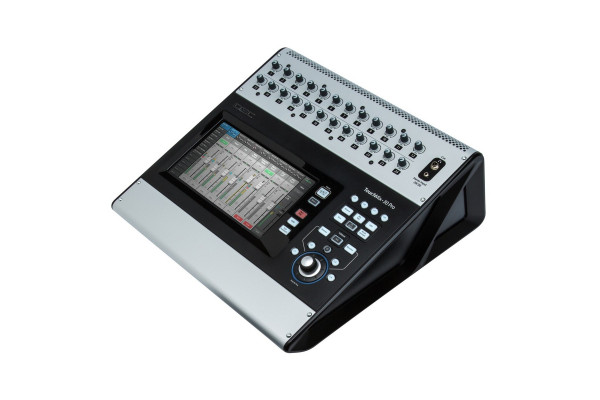 qsc touchmix 30 touch screen digital audio mixer. Black Bedroom Furniture Sets. Home Design Ideas