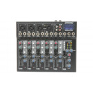 Citronic CM6 Compact mixer with USB/SD Player ( 170.801UK )
