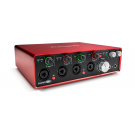 FOCUSRITE Scarlett 18i8 (2nd Gen) 18 in, 8 out USB Audio Interface