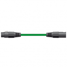Chord Classic Male XLR to Female XLR Green ( 190.100UK )