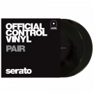 "Serato 7"" Performance Series Black (Pair)"