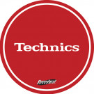 DMC Technics Speed Slipmats Red MRSPEED Pair