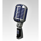 SHURE Super 55 Supercardioid Deluxe Dynamic Microphone