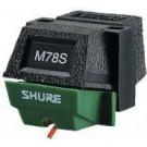 SHURE M78S Cartridge & Styli