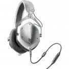 V-MODA Crossfade M-100 Headphones (White Silver)