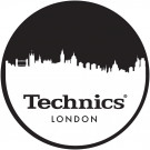 DMC Technics London Skyline Slipmats MLOND Pair