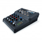 ALESIS MultiMix 4 USB FX 4-Channel Mixer with USB and built-in effects
