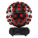 Chauvet DJ Rotosphere Q3 Mirror Ball Simulator With High-Power Quad-Color LED