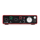 FOCUSRITE Scarlett 2i2 (2nd Gen) 2 in, 2 out USB Audio Interface