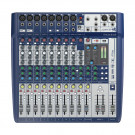 Soundcraft Signature 12 - 12 Channel Mixer With USB