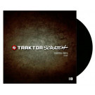 NATIVE INSTRUMENTS Traktor Scratch Vinyl - Black