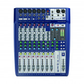 Soundcraft Signature 10 - 10 Channel Mixer With USB