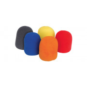 View and buy QTX Dynamic Mic Windshield - Pk 5 Mixed Colour ( 188.013UK ) online