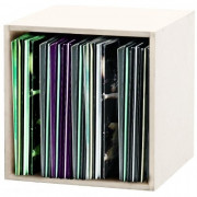 "View and buy GLORIOUS DJ 12"" Record Storage Box - 110 (219101) - WHITE online"