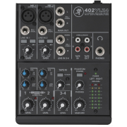 View and buy Mackie 402 VLZ4 4-Channel Ultra-Compact Mixer online