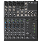 View and buy Mackie 802 VLZ4 8-Channel Ultra-Compact Mixer online