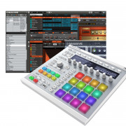 View and buy NATIVE INSTRUMENTS MASCHINE MK2 Groove Production Studio - White online