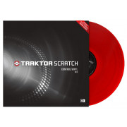 View and buy NATIVE INSTRUMENTS Traktor Scratch Vinyl - Red online