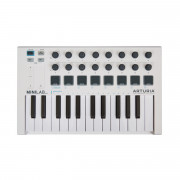 View and buy Arturia MiniLab MKII MIDI Controller online
