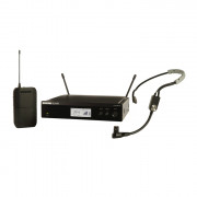 View and buy SHURE BLX Wireless Instrument/Mic System (BLX14UK/P31)  online