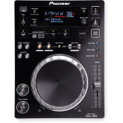 View and buy Pioneer DJ CDJ-350-K USB, CD Player & MIDI Controller online