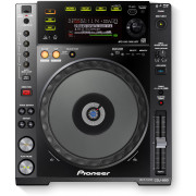 View and buy Pioneer DJ CDJ-850-K USB, CD Player & MIDI Controller - Black online