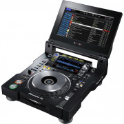 View and buy Pioneer DJ CDJ-TOUR1 multi-player with fold-out touch screen online