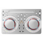 View and buy Pioneer DJ DDJ-WEGO4W DJ Controller For iPad & Computer - White online