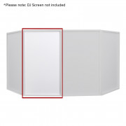 View and buy Equinox DJ Screen Replacement Lycra Cloth - Single ( EQLED11 ) online