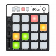 View and buy IKMultmedia IRig Pads Midi Controller online