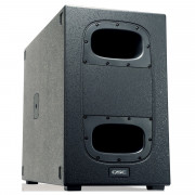 "View and buy QSC KS212C Active Dual 12"" Cardioid Subwoofer online"