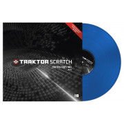 View and buy NATIVE INSTRUMENTS Traktor Scratch Vinyl - Blue online