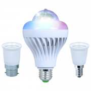 View and buy Kam Moonbulb DUO LED Disco / White Rotating Bulb online