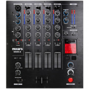 View and buy MIXARS MXR4 4-Channel Mixer with USB online