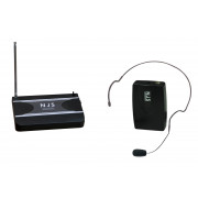 View and buy NJS 174.1 MHz VHF Headband Radio Microphone System online