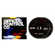 View and buy Serato Official Control CDs (1 Pair) online