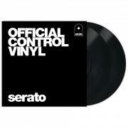 View and buy Serato Performance Series Vinyl Pair - Black online