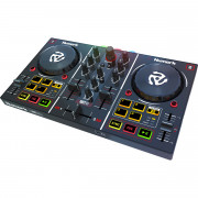 View and buy NUMARK Party Mix 2-Channel DJ Controller With Built In Light Show online