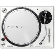 View and buy Pioneer DJ PLX-500 direct drive DJ turntable with USB - White online