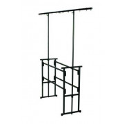 View and buy Equinox 4′ Pro Disco Stand and Overhead Kit ( STAN12 ) online