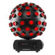 Buy the Chauvet DJ Rotosphere Q3 Mirror Ball Simulator With High-Power Quad-Color LED online