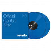 View and buy Serato Performance Series Vinyl Pair - Blue online