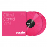 View and buy Serato Performance Series Vinyl Pair - Pink online